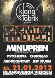 Party in der Klangfabrik Viersen